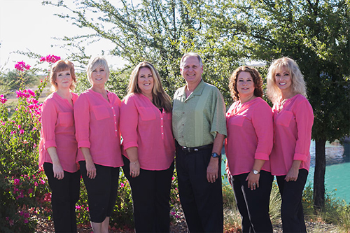 Our exceptional team at Frank W. Sallustio, DDS in Sun City West, AZ